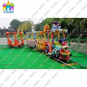 Children Loved Amusement Park Rides Electric Train pictures & photos