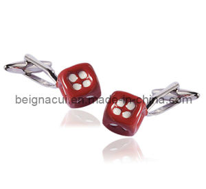 Unique Dice Cufflinks pictures & photos