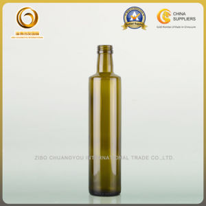 Cooking Olive Oil 500ml Dorica Screw Cap Glass Bottles (377) pictures & photos