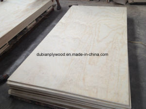 Higher Grade Pine Plywood WBP Glue for Construction pictures & photos