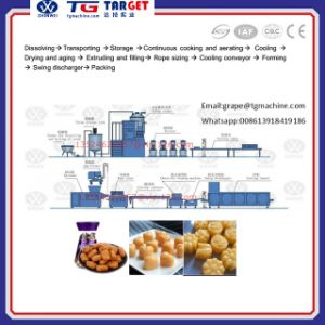 Ce ISO9001 Approved Caramel Candy Production Machine pictures & photos