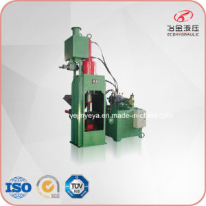 Metal Chip Briquette Press with Manual Control (SBJ-150A) pictures & photos