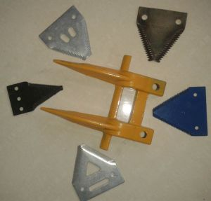 Agricultural and Forestry Machinery Knife Blade pictures & photos