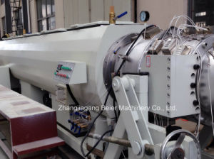 HDPE Water & Gas Supply Pipe Extrusion Line pictures & photos