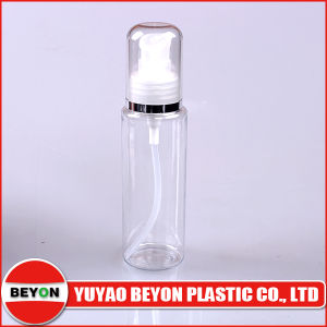 80ml Cylinder Plastic Pet Bottle for Toner or Body Lotion pictures & photos