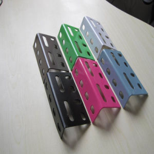 Steel Angle with Color Painted Surface pictures & photos