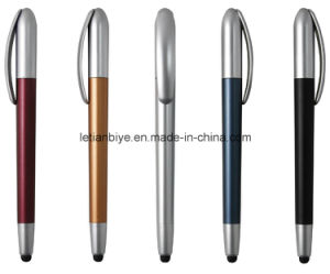Twisted Action Plastic Screen Touch Ball Pen (LT-C650) pictures & photos