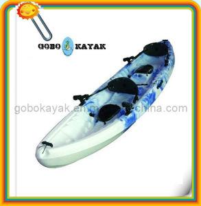 Tandem Sit on Top Fishing Kayak Beyond pictures & photos