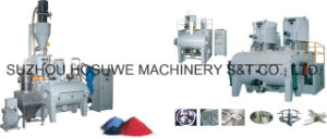 SRL-W Series Horizontal Mixer Group pictures & photos