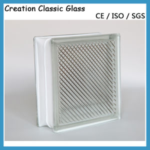 Clear or Colored Glass Block-Glass Brick for Wall/CCC pictures & photos