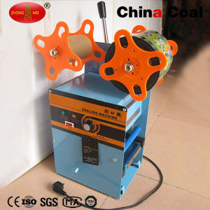 X01581 Manual Boba Tea Plastic Cup Sealing Packaging Machine pictures & photos