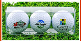 Colorful Logo Customized Cheap Promotional Golf Ball pictures & photos