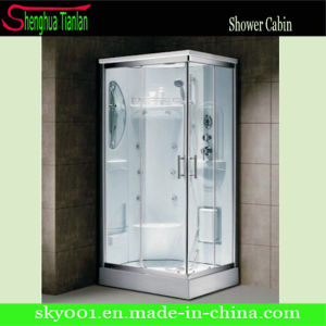 Xiaoshan Low ABS Tray Frosted Glass Shower Box (TL-8812) pictures & photos