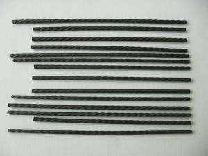 3.4mm Spiral Ribbed PC Steel Wire pictures & photos