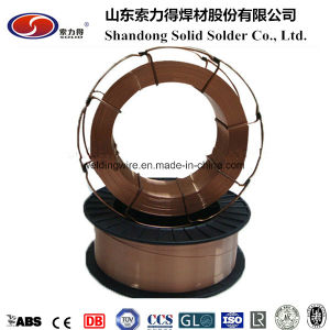 CO2 MIG Solid Welding Wire (AWS A5.18 ER70S-6) pictures & photos