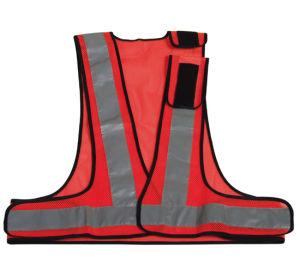 Tear-off Traffic Hi Vis Reflective Vest (DFV1043) pictures & photos
