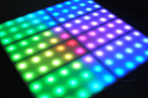 1.22m*1.22m LED Digital Dance Floor for Disco pictures & photos