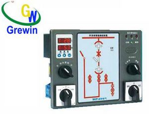 Gwc 400 Simulated Diagram Display Switchgear Control Device pictures & photos