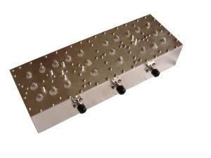 Aluminum Material Cavity Duplexer Qn-Female Connector pictures & photos