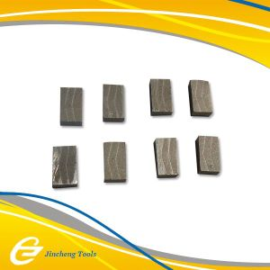 Circular Diamond Saw Blade Segment for Basalt Cutting pictures & photos