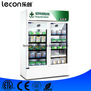 Lecon Large Capacity Medical Refrigerator pictures & photos