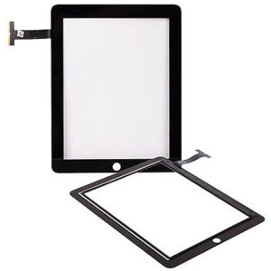 Touch Screen Glasses Lens Digitizer Replacement for Apple iPad 1 pictures & photos