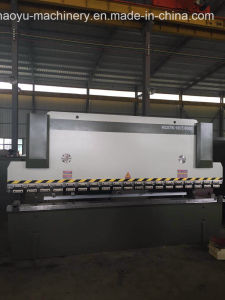 Wc67k-100t/4000 Stainless Steel Hydraulic Press Brake Machine
