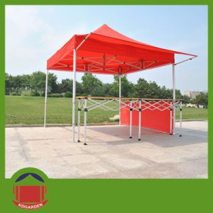 Outdoor Heavy Duty Folding Gazebo Tent with Folding Table pictures & photos