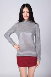 Fashion Cashmere Striped Sweater (1500008063) pictures & photos