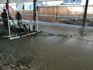 Vibratory Walk-Behind Concrete Laser Screed for Sale (FDJP-23) pictures & photos