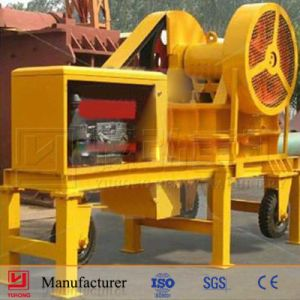 2015 Yuhong Diesel Jaw Crusher for Gold Mining Equipment pictures & photos