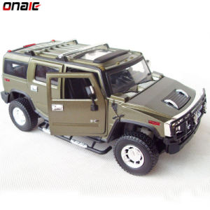 RC Toy Metal RC Car Hummer Car Door Open Car (O241)