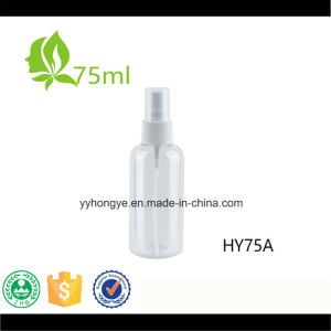 75ml High Quality Pet Bottle with Fine Mist Sprayer pictures & photos