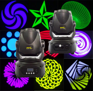Spot Light 60W/75W LED Moving Head DJ Light pictures & photos
