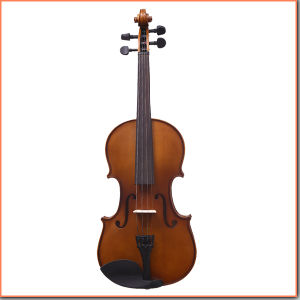 Handmade Pure Solid Beginner Violin pictures & photos