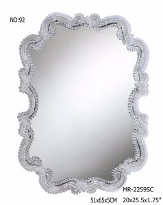 2017 Dressing crystal Decor Mirror pictures & photos