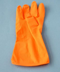 Household Latex Rubber Glove pictures & photos