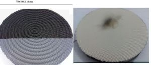 High Purity Cordierite Honeycomb Ceramic Filter for Molten Metal pictures & photos