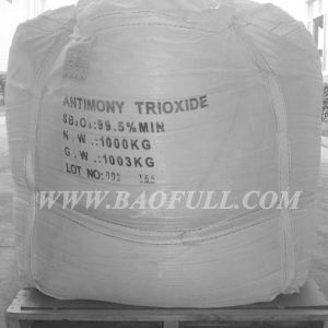 Environment-Protecting 99.5, 99.8, 99.9 Purity Sb2o3 Antimony Trioxide pictures & photos