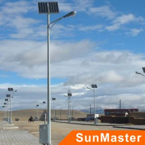 CE RoHS 18W High Quality Solar LED Street Light pictures & photos