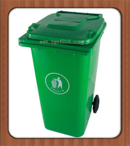 240L Durable Outdoor Plastic Dustbin for Sale