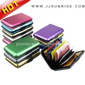 Hot Aluminum Wallet (JJ-A-CRD01-1)