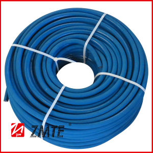 Blue Smooth Cover High Pressure Washer Hose pictures & photos