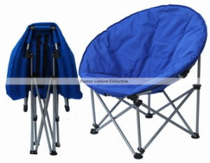 Attractive Folding Saucer Chair For Adult