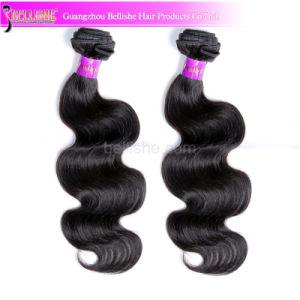 100% Natural Brazilian Hair Weaving Virgin Remy Human Hair