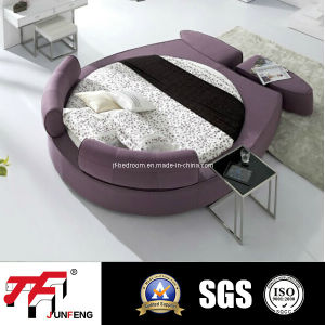 2016 Fabric Round Bed (J-56) pictures & photos