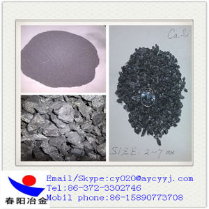 High Quality Deoxidizer Sica/Silicon Calcium Alloy Lump and Powder pictures & photos