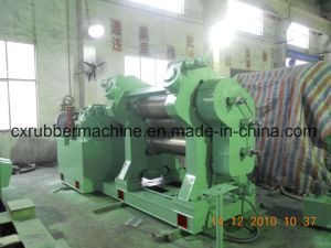 China Manufacturers Calender Machine for Rubber Sheet pictures & photos