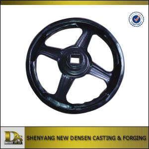 Steel Stamping Handwheel for Ball Valve pictures & photos
