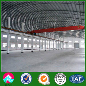Prefabricated Steel Structure Building for Painting Plant/Printing Factory pictures & photos
